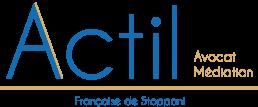 Logo Actil Avocat et Médiation